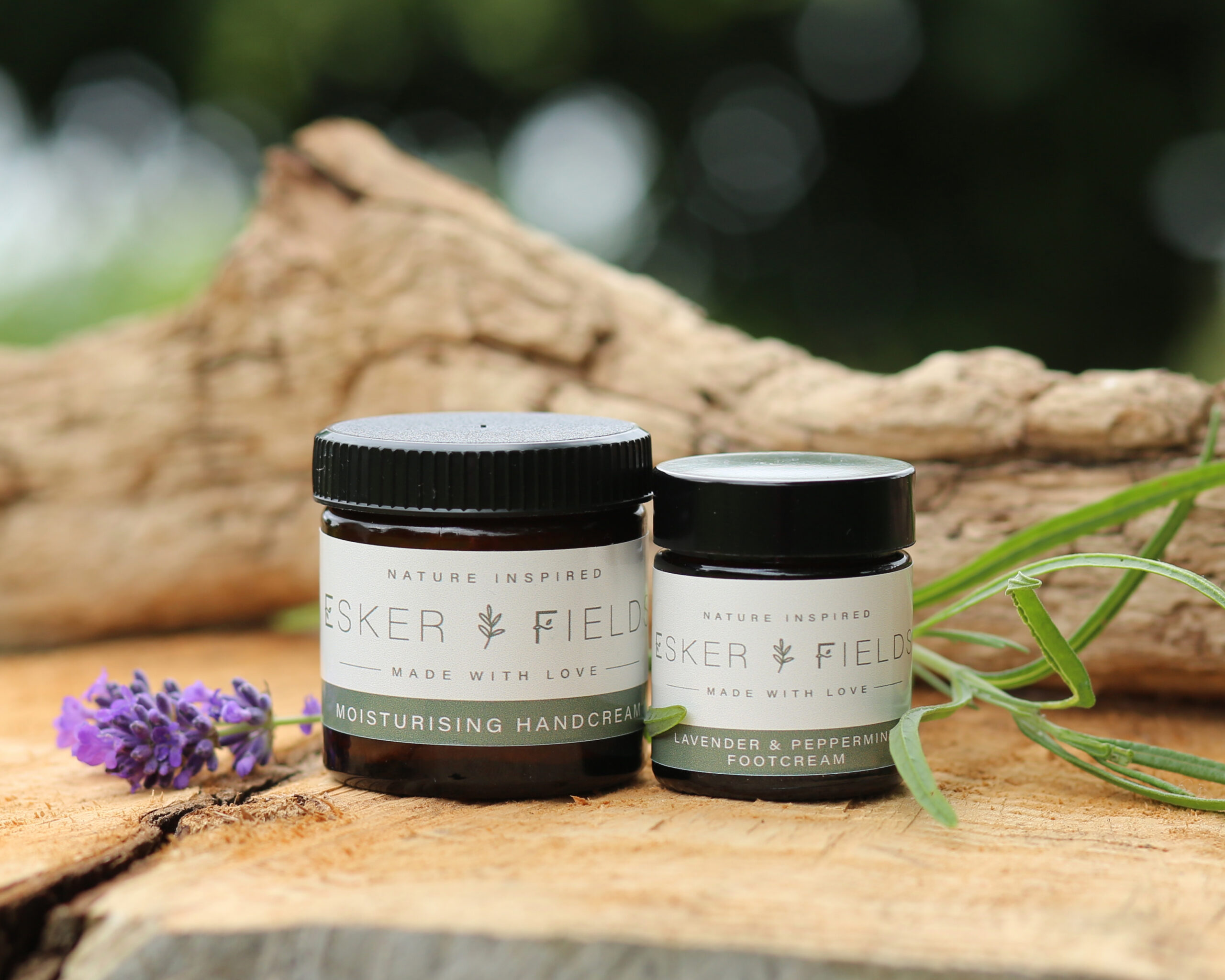 Esker Fields Moistuising Cream