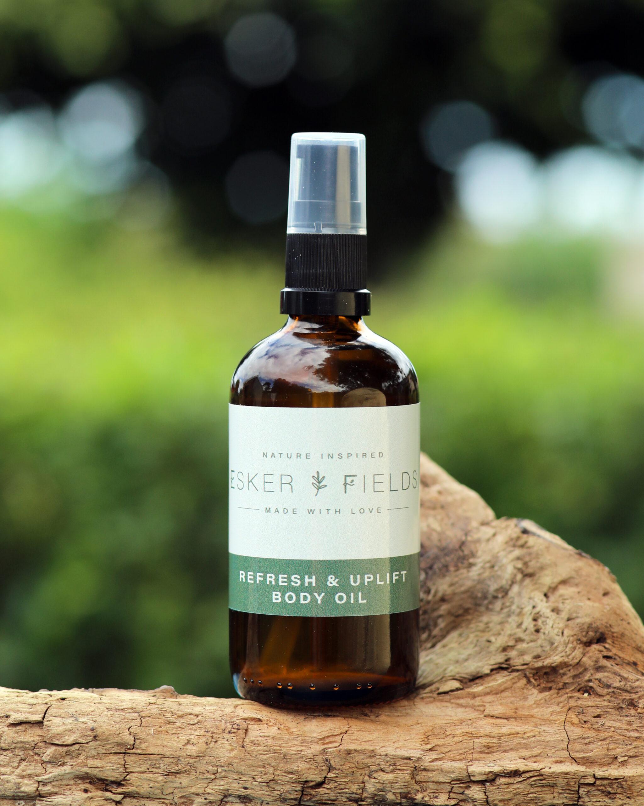 Esker Fields Refresh & Uplift body gel