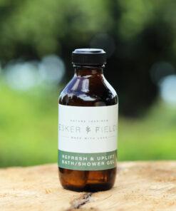 Esker Fields Bath shower gel refresh & uplift