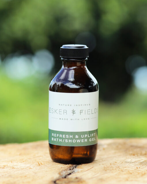 Esker Fields Bath shower gel refresh & uplift
