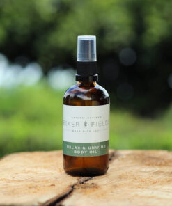 Esker Body Oil Relax & Unwind