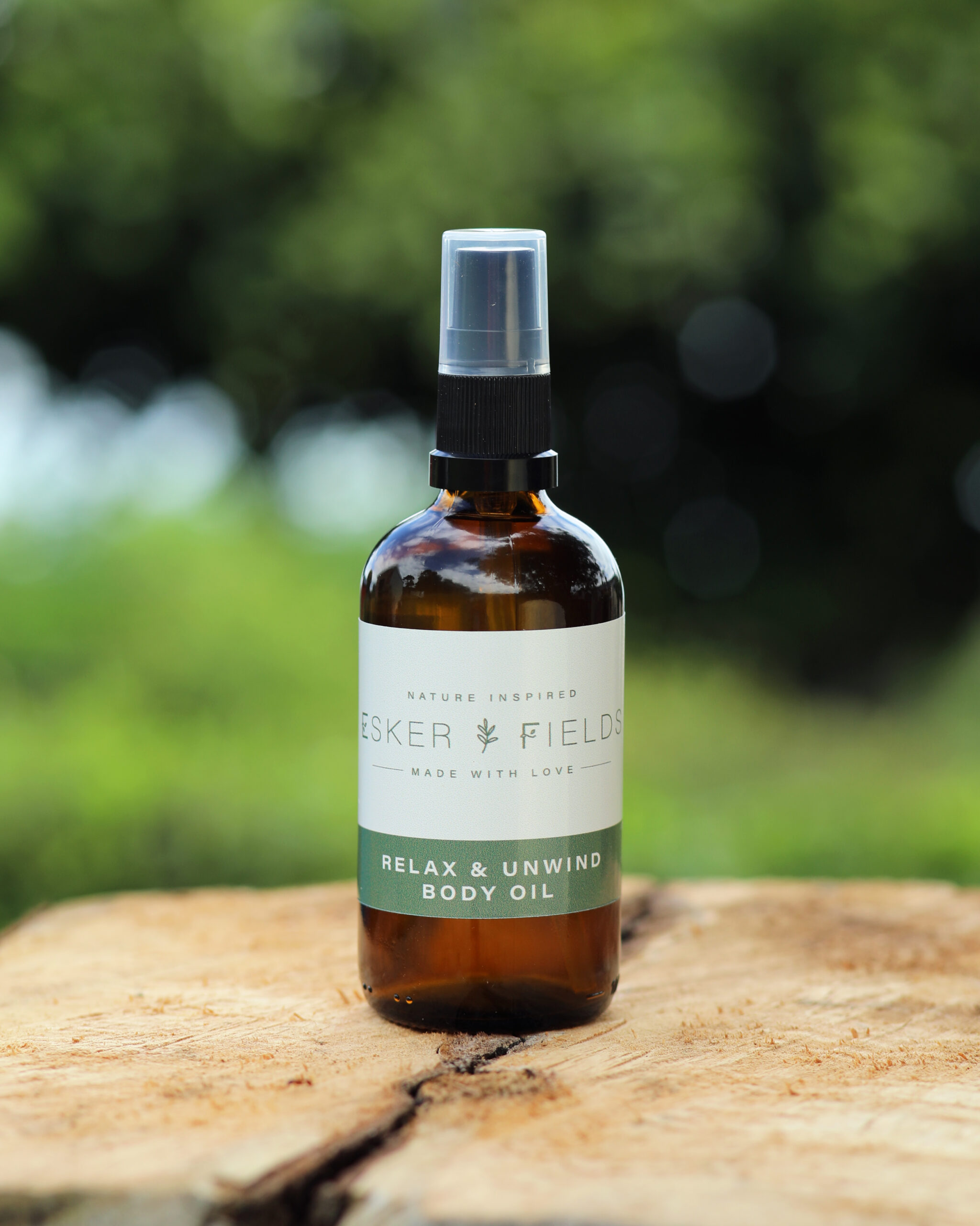 Esker Body Oil Relax & Unwind