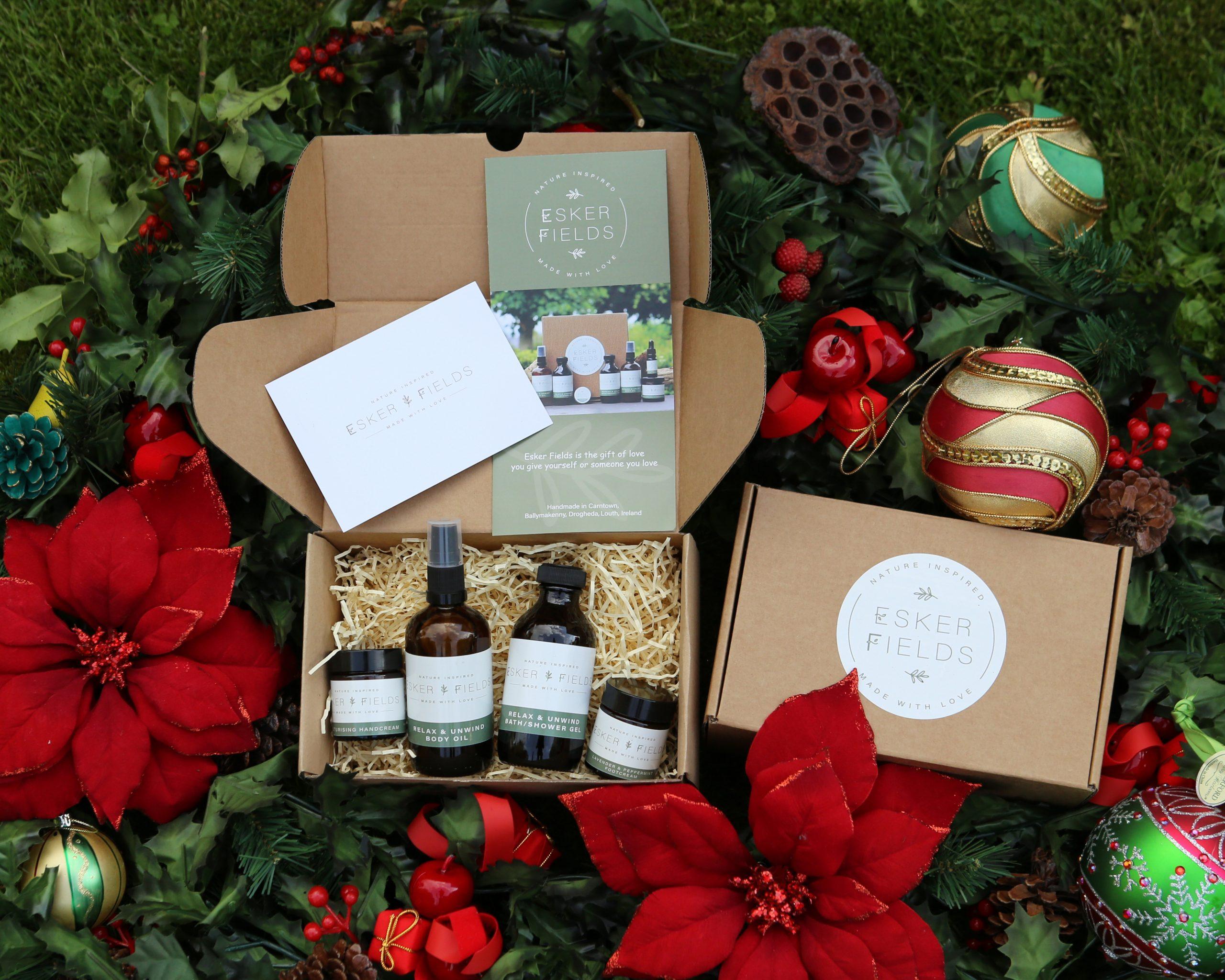 Esker Fields Christmas Gift Set