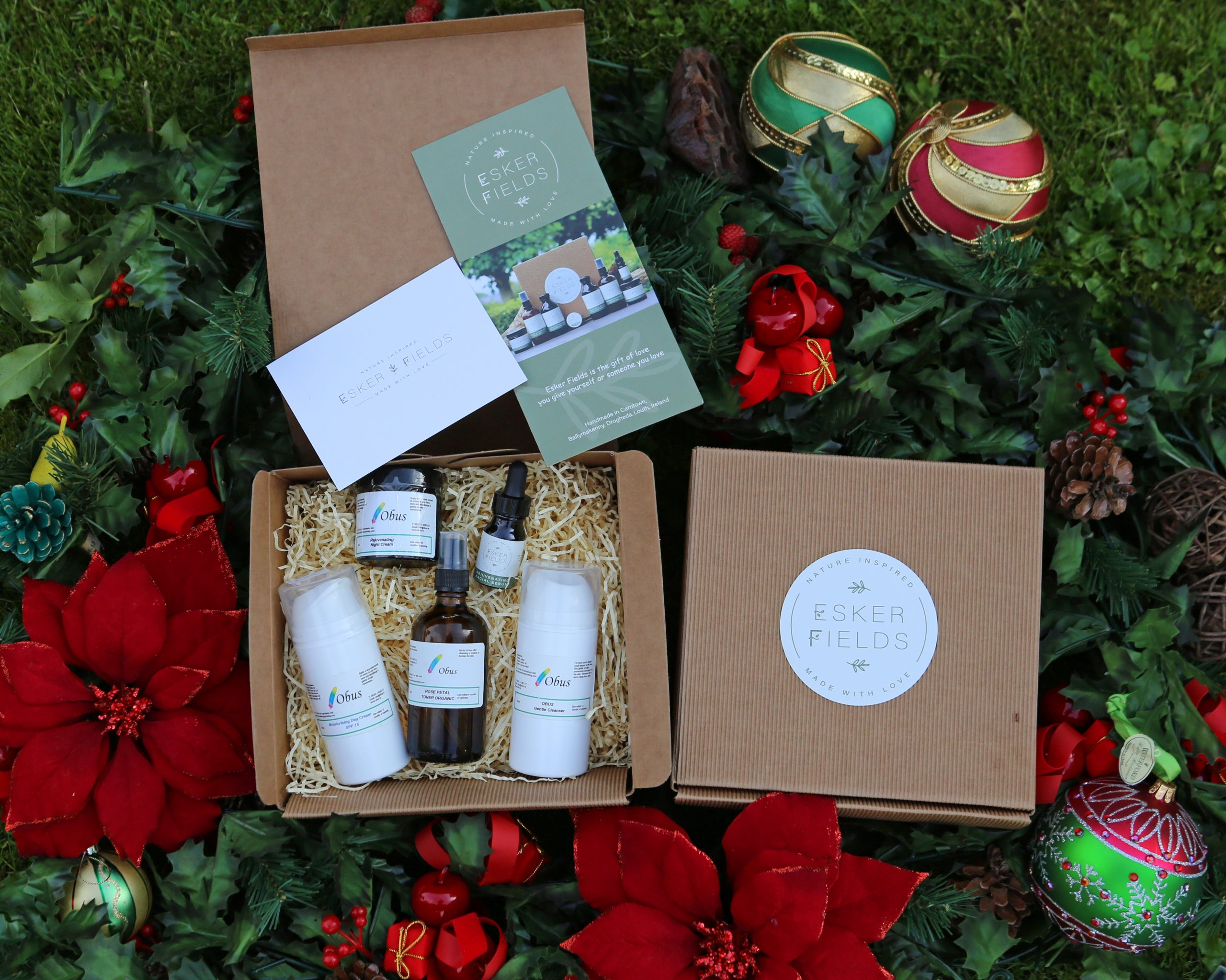 Esker Fields Christmas Gift Set