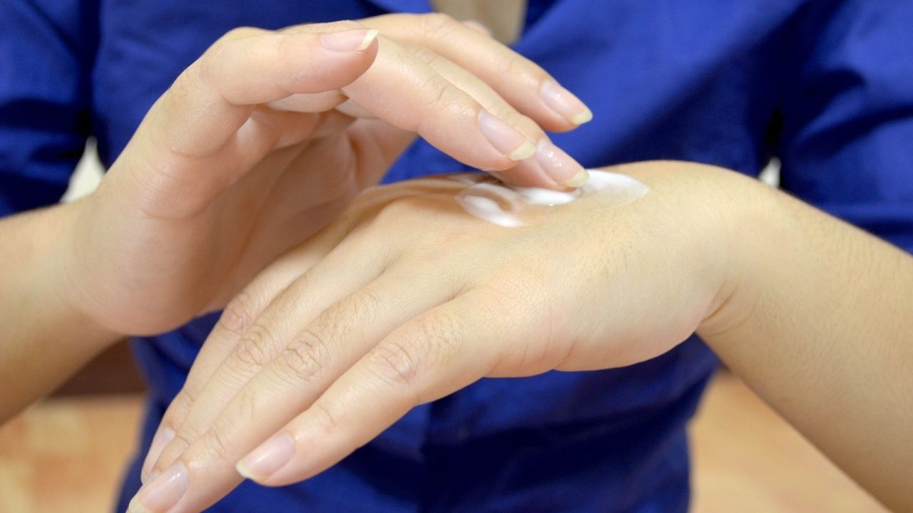 Working Hand Cream